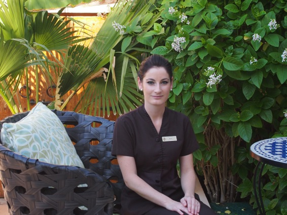 Meara Dougherty, Talise Spa