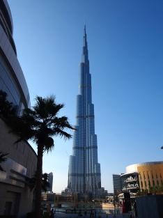 Burj Khalifa (828 m)